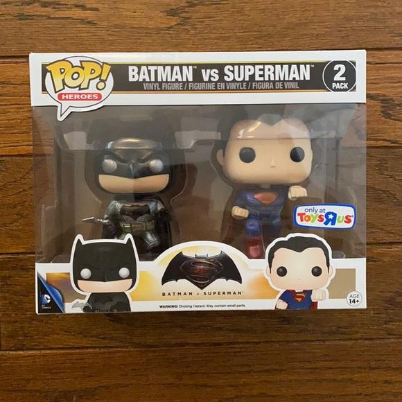 Funko POP! Heroes Batman vs Superman